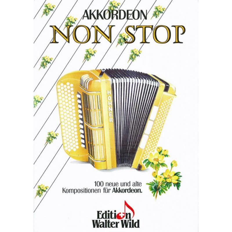 Akkordeon Non Stop - 100 neue und alte Komposition - Akkordeon-Alben ...