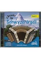 s'  Bescht für Schwyzerörgeli Band 3