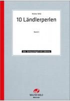 10 Ländlerperlen Heft  3