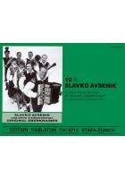 10 x Slavko Avsenik Band 1