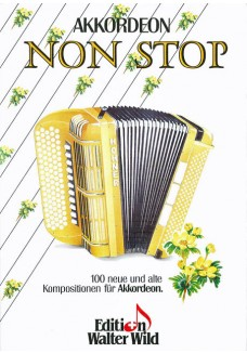 Akkordeon Non Stop - 100 neue und alte Komposition
