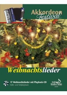 Weihnachtslieder - Akkordeon Festival