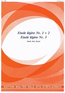 Etude légère Nr.1-3