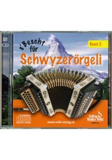 s'  Bescht für Schwyzerörgeli, Band  2