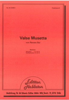 Valse Musette