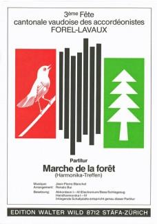 Marche de la forêt