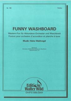 Funny Washboard