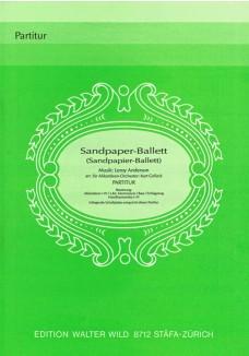 Sandpaper-Ballett