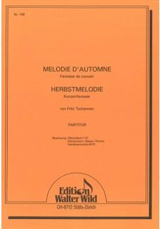 Melodie d'Automne