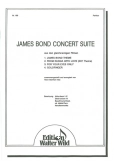 James Bond Concert Suite