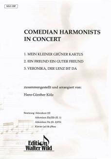 Comedian Harmonists in Concert