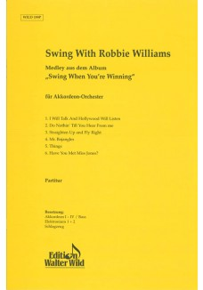 Swing with Robbie Williams