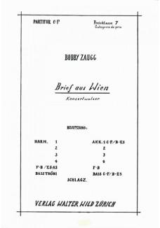 Brief aus Wien
