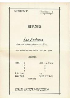 Los Andinos