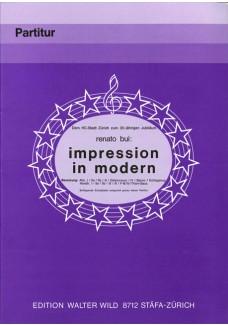 Impression in Modern
