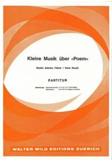 Kleine Musik über Poem