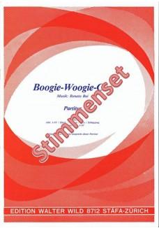 Boogie Woogie Girl