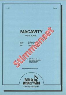 Macavity (aus Cats