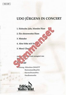 Udo Jürgens in Concert