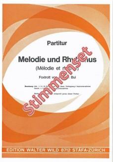 Melodie und Rhythmus
