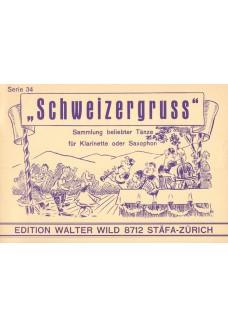 SCHWEIZERGRUSS SERIE 34