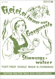 Ei ei ei immer nur Gorgonzola