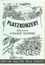 PLATZKONZERT BD 3