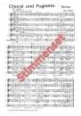 Choral und Fughetta